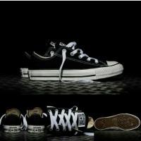 Sepatu Converse Original Ox Classic (VIETNAM) - Black(BW)