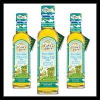 NEW EVOO CASA DI OLIVA Baby Olive Oil / Minyak Zaitun Organik Bayi &
