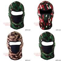 Masker Motor Sarung Kepala Ninja Skull Cap Masker Kain COMB