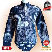 Kemeja Batik Pria Sragen Style