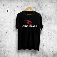 Harga kaos tshirt distro ripcurl baju atasan best seller maroon | Pembandingharga.com