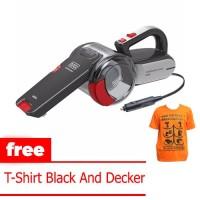 PROMO Black And Decker PV1200AV 12 V DC Vacuum Cleaner Dry