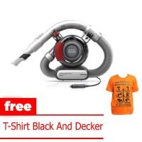 PROMO Black And Decker PD1200AV 12 V DC Vacuum Cleaner Dry