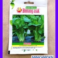 1 Pack 1000 Benih Sawi Puteri Bintang Asia Bibit Sayuran Hidroponik