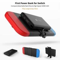 Nintendo Switch GULIKIT Attached Power Bank 10000mAh Universal