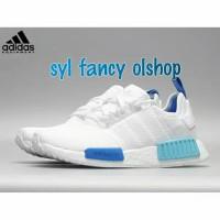 Jual Sepatu Adidas NMD XR1 Primeknit Black White Blue Original 100% BNIB DKI Jakarta syl fancy olshop | Tokopedia