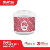 Maspion Magic Cooker MRJ-1002 Penanak Nasi 1.0 Liter