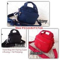 KP9917 Tas Wanita Import Hand Bag Mini Kipling Jinjing dan selempang