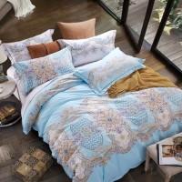 Sprei Sorong Katun Jepang 2in1 Elegant Batik