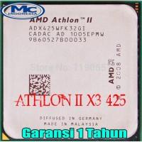 Proceso AMD Athlon II X3 425 Rana Triple-Core 2.7 GHz Socket AM3
