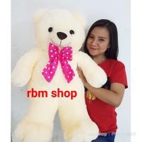 boneka teddy bear 75 cm / beruang jumbo /teddy bear besar