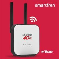 Home Router Modem WIFI 4G Smartfren MiFi WiBox PAKET 120GB 30 HARI