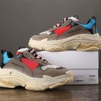 BALENCIAGA TRIPLE S (UNAUTHORIZED AUTHENTIC)