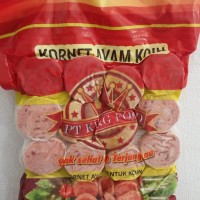 King Food// Kornet Ayam// Coin// isi 40