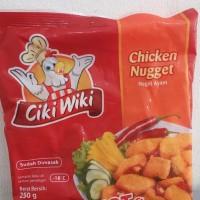 Ciki Wiki// Nugget// Hot N Spicy// 250g