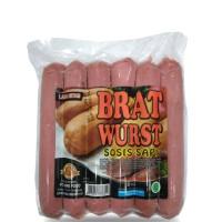 King food// Sosis Bratwurst// Lada Hitam // Isi 6