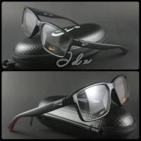 Nike 7091 Hitam Frame Kacamata Minus Baca Pria Cowok 3077eed3e3