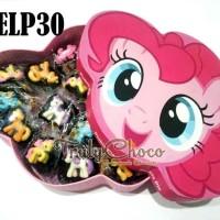coklat trulychoco karakter little pony