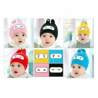 Topi Kupluk Bayi Gemes - Topi Kupluk Anak Imut