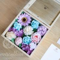 Soap flower/bunga sabun