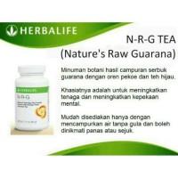 HERB4LIFE NRG // NATURE'S RAW GUARANA INSTANT TEA