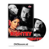 Harga jual dvd bollywood rishtey kualitas hd film india   antitipu.com