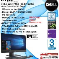 DELL Optiplex AIO 7460 (23.8) Intel Core i7-8700/16GB/2TB/VGA/WIN10PRO