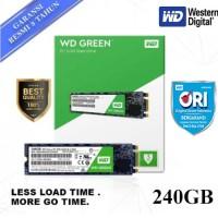 SSD WD Green 240GB SATA M.2