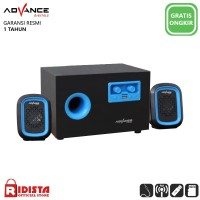Speaker Aktif Advance Duo-600