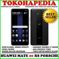 NEW Porsche Design Huawei Mate 20 RS 8GB 256GB Garansi 2 Tahun