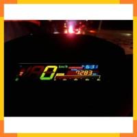 Stiker lcd new honda vario 125/150 2018
