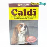 Eka Farma - 300g Caldi mineral khusus untuk anjing dilengkapi vitamin
