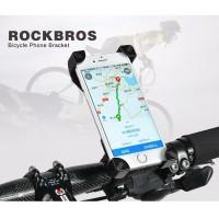 Rockbros Holder Sepeda Smartphone Rotasi 360 Derajat - Model 2