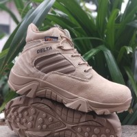 Sepatu Delta 6 inci Tactical Army Boots - Gurun