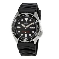Seiko SKX013K1 Automatic Divers Rubber Band SKX013
