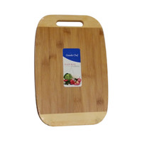 Atria Bamboo Cutting Board Semi Oval