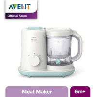 Philips Avent Essential Baby Food Maker SCF862/02 Steam Blender
