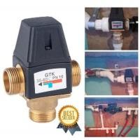 Harga general thermostatic mixing valve solar water heater 3 way b1e1634   Pembandingharga.com