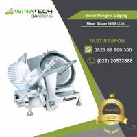 Meat Slicer MSC-220 - Mesin Pengiris Daging