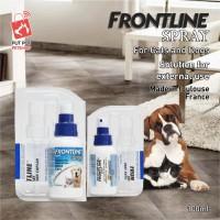 Frontline Spray 100 ML (Obat Kutu) anjing dan kucing
