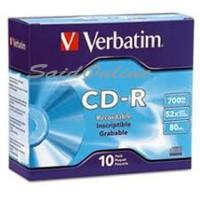 CDR VERBATIM SILVER CHASING