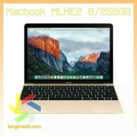 Apple Macbook 12inch MLHE2 Cash & Kredit Laptop Proses Cepat