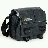 Tas Kamera Selempang DSLR National Geographic Bag Canvas for C Limited