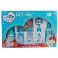 Cussons Baby Gift Box For Girl