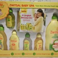 Zwitsal Baby Spa Gift Set Box Perawatan Kulit Bayi
