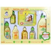 Zwitsal Baby Spa Gift Box Set Paket Perawatan Kulit Bayi