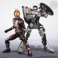 SHODO-X Kamen Rider V2 - Faiz Normal +AutoVajin + Battle Set