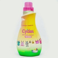 Cycles Mild Laundry Detergent 1500ml