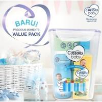 CUSSONS BABY Value Pack Paket Sabun Mandi Bayi Paket Kado Bayi