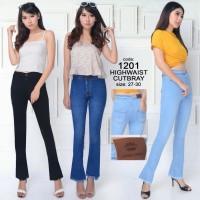 jeans HW cutbray